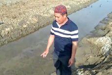 Dampak Kebocoran Minyak Pertamina, Petani Garam Tak Panen Selama Seminggu