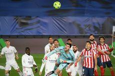 Real Madrid Vs Atletico, Kesucian Los Colchoneros di Liga Spanyol Ternoda