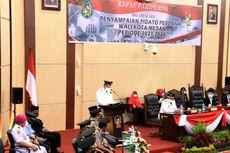 Pidato Perdana, Wali Kota Bobby Nasution Minta Semua Pihak Bantu Bangun Kota Medan