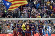 Kelompok Separatis Catalunya Ternyata Berniat Kacaukan El Clasico