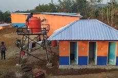 Tinggal di Huntara, Penyintas Bencana Tanah Bergerak di Sukabumi Kesulitan Air Bersih