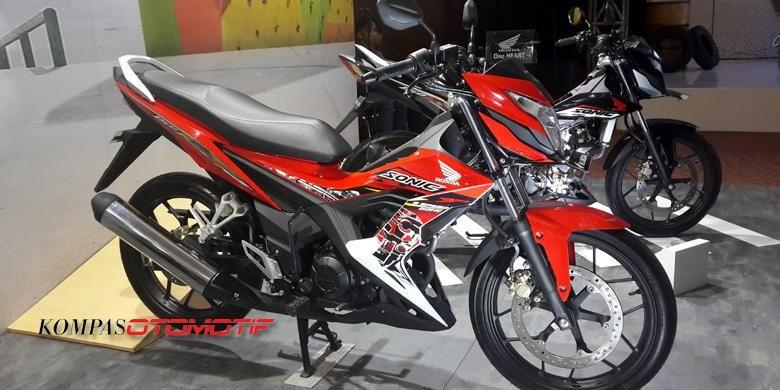 Honda New Sonic 150R bukan penerus generasi lama.