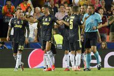 Dapat Kartu Merah, Cristiano Ronaldo Didenda Belikan iMac untuk Skuad Juventus