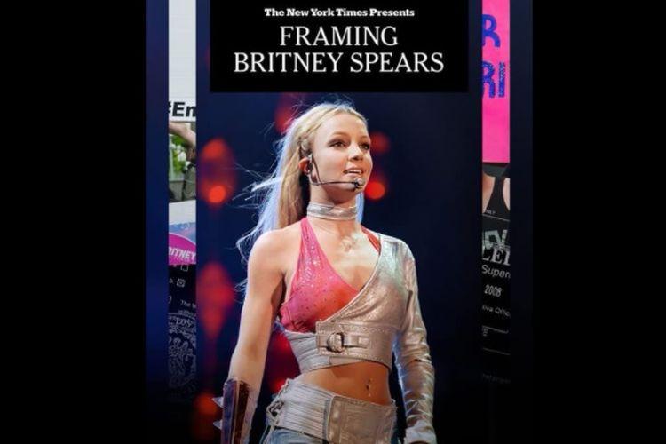 Serial dokumenter Framing Britney Spears (2021).