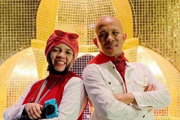 Ibu dan ayah Atta Halilintar, Lenggogeni Faruk dan Halilintar Anofial Asmid