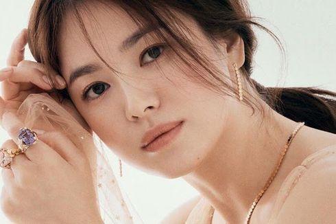 Song Hye Kyo Jadi Aktris Korea Pertama yang Dipilih Sebagai Brand Ambassador Fendi