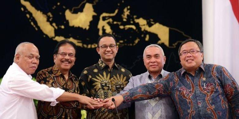 Jakarta akan menjadi pusat perekonomian, sementara ibu kota akan berpindah ke Kalimantan Timur.
