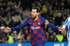 Seberapa Penting Kehadiran Lionel Messi bagi Barcelona?