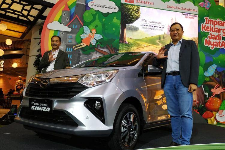 Daihatsu luncurkan Sigra 2019
