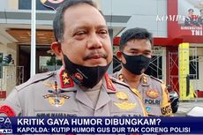 Kapolda Tegur Polres Sula Terkait Pemeriksaan Pengunggah Guyonan Gus Dur