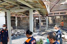 Kemenkumham Masih Tunggu Surat Penetapan Tersangka Kasus Kebakaran Lapas Tangerang