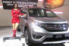 Honda BR-V Tersedia Varian Mesin Diesel