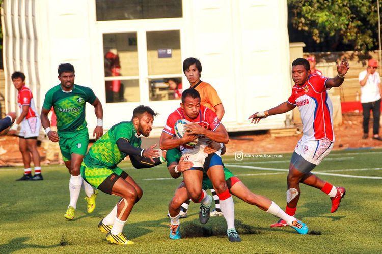 Indonesia menjadi tuan rumah Rapat Tahunan atau Anual Gathering Meeting (AGM) Asia Rugby.