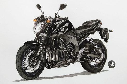 Yamaha FZ1, Jadi Banyak Dicari Berkat Jokowi