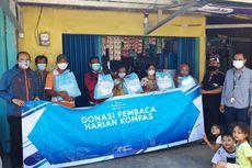 Yayasan Dana Kemanusiaan Kompas Salurkan 950 Paket Bantuan untuk Warga di Jateng dan Yogyakarta