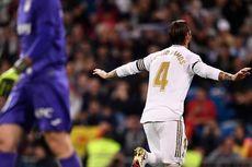 Real Madrid Vs Leganes, Sergio Ramos Samai Catatan Lionel Messi