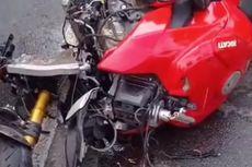 Ducati Streetfighter V4 Hancur, Biaya Perbaikan Seharga Kijang Innova