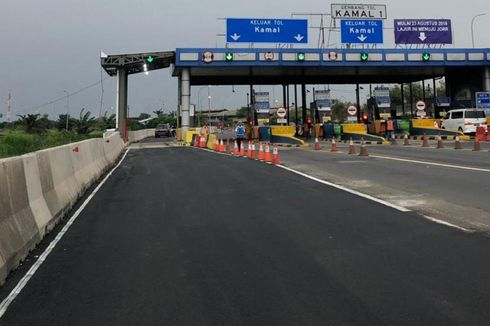 Tarif Tol Sedyatmo Bandara Soekarno-Hatta Naik Mulai Besok