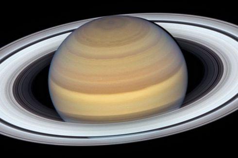 Teleskop Hubble Tangkap Potret Terbaru Saturnus, Ternyata Seindah Ini