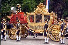 Controversial Golden Coach becomes museum exhibit