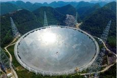 Teleskop Terbesar di Dunia Siap Dioperasikan