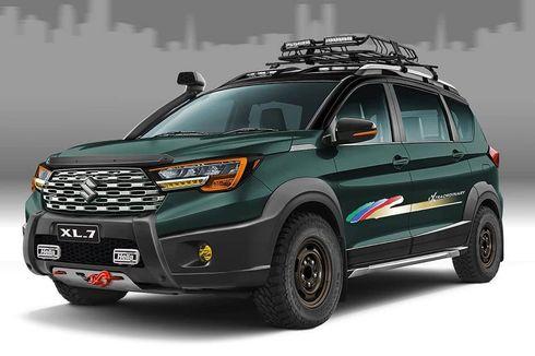 Inspirasi Modifikasi SUV Murah Suzuki XL7, dari Reli Sampai Full Listrik