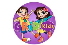 GridKids, Website Informasi dan Hiburan Ramah Anak dari Kompas Gramedia
