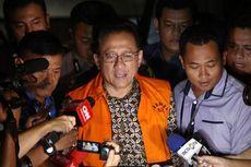 Jaksa KPK Tuntut Hak Politik Irman Gusman Dicabut