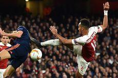 Arsenal Vs Valencia, Aubameyang Ingin Belajar dari Kegagalan