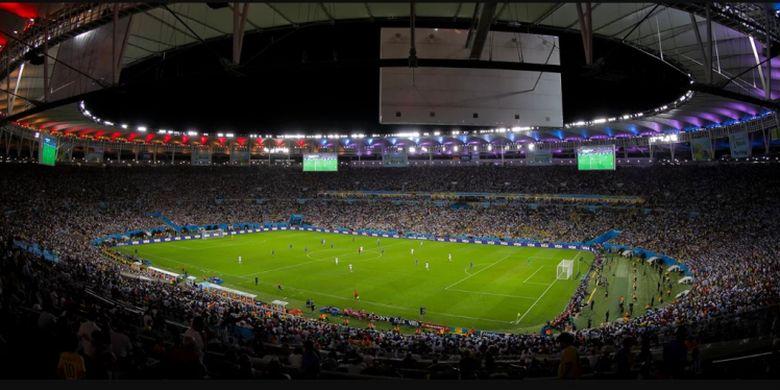 Ilustrasi stadion