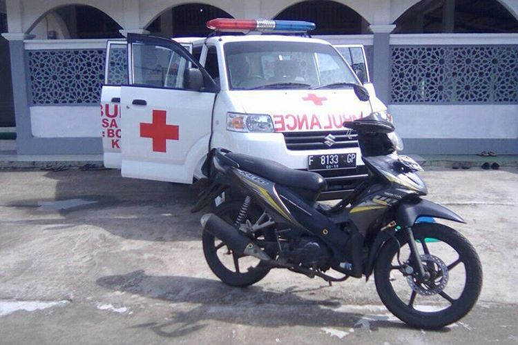 Komunitas motor pengawal ambulans, Indonesia Escorting Ambulance (IEA)