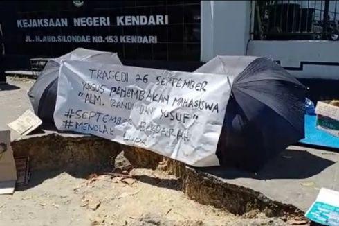 Kasus Randi, Mahasiswa UHO yang Tertembak saat Demo, Disidangkan di PN Jaksel