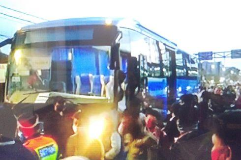 Hindari Antrean Penumpang KRL Tiap Senin Pagi dengan Bus Gratis, Ini 5 Titik Keberangkatannya