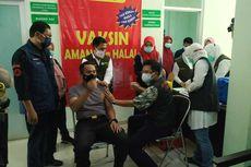 Plt Wali Kota Tasikmalaya Optimistis Vaksinasi Bisa Akhiri Pandemi Covid-19