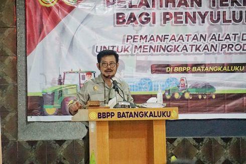 Masuki Era 5.0, SDM Pertanian Indonesia Harus Mampu Kuasai Teknologi