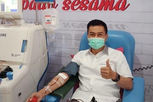 Wali Kota Salatiga Donasi Plasma Konvalesen, Darahnya Ditunggu 37 Pasien Covid-19