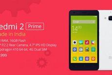 Xiaomi Luncurkan Android Redmi 2 Buatan India