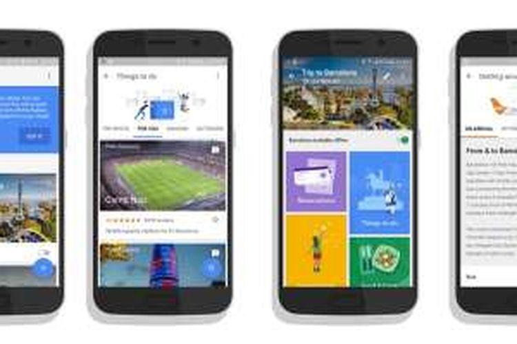 Google siapkan aplikasi khusus untuk pelancong
