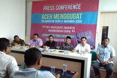 Tujuh Fraksi di DPR Aceh Gugat UU Pemilu ke MK