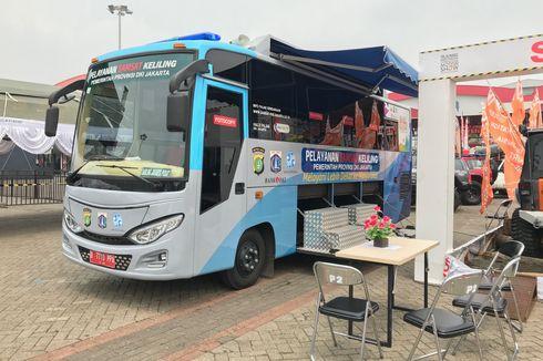 Tingkatkan Pelayanan, Fasilitas Bayar Pajak Kendaraan di Mal Ditambah