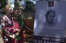 Peringati Hari Kartini, Wisman di Bali Pakai Kebaya dan Sanggul