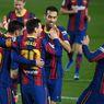 Hasil Barcelona Vs Getafe - Messi Akhiri Penantian, Blaugrana Menang