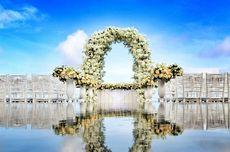Menikah di The Edge Bali seperti Donna Harun, Berapa Biayanya?