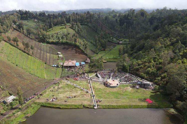 Desa Wisata Ranupani, Kecamatan Senduro, Kabupaten Lumajang, Jawa Timur (Jatim).
