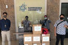 Sampoerna University Produksi dan Donasikan