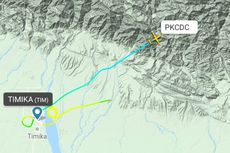 Fakta Baru Pesawat Rimbun Air Hilang Kontak di Papua, 2 Kali Pencarian hingga Belum Ditemukan