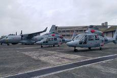 PTDI Serahkan Helikopter AS365 N3 Dauphin kepada Basarnas