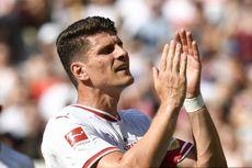 Mario Gomez Pilih Pensiun Usai Bawa Stuttgart ke Bundesliga