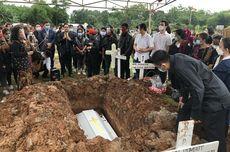 Suasana Haru Selimuti Pemakaman Melisha Sidabutar
