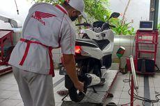 Segini Biaya Uji Emisi Sepeda Motor di Bengkel Resmi Honda
